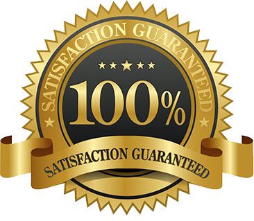satisfaction guaranteed logo Atlas Heating and Air Conditioning Inc HVAC contractor Augusta GA